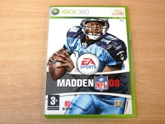 Madden NFL 08 by EA Sports