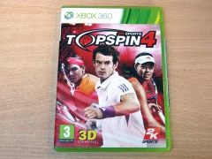 Top Spin 4 by 2K Sports