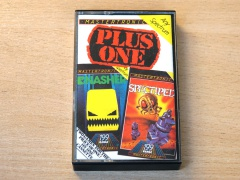 Gnasher & Spectipede by Mastertronic