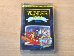 Wonder Boy by The Hit Squad