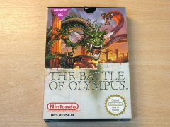 The Battle Of Olympus by Nintendo *MINT