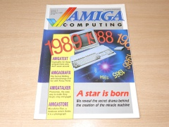 Amiga Computing - Issue 7 Volume 1