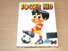 Soccer Kid by Krisalis