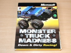 Monster Truck Madness by Microsoft