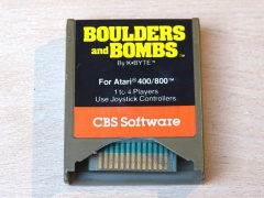 Boulders And Bombs by CBS Software