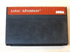 Aztec Adventure by Sega