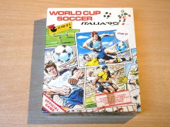 World cup Soccer Italia 90 by Virgin