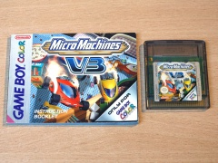 Micro Machines V3 by THQ