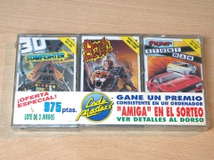 Triple Pack by Codemasters *MINT