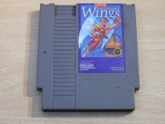 Legendary Wings by Capcom
