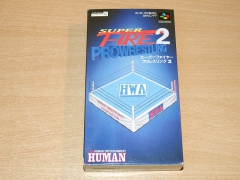 Super Fire 2 Pro Wrestling by Human