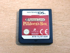 Professor Layton And Pandora's Box by Level 5