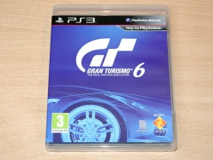 Gran Turismo 6 by Polyphony Digital