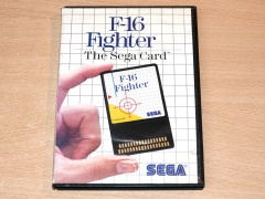 F-16 Fighter by Sega