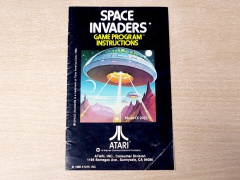 Space Invaders Manual