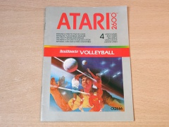 Realsports Volleyball Manual