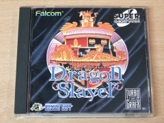 Dragon Slayer : The Legend Of Heroes by Hudson Soft