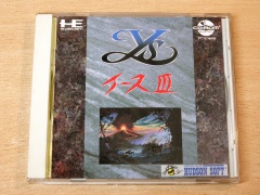 Ys 1 2 and 3 / III by Hudson Soft