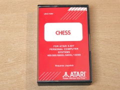 Chess by Atari