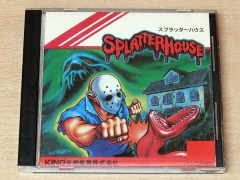 Splatterhouse Reproduction by King