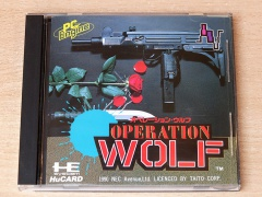Operation Wolf by NEC