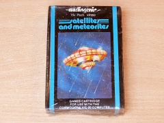 Satellites and Meterorites by Audiogenic *MINT