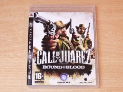 Call Of Juarez : Bound In Blood by Ubisoft