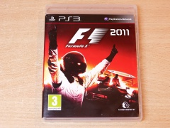 F1 2011 by Codemasters