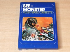 Sea Monster by Bit Corp *Nr MINT