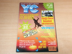 Your Commodore - October 1990