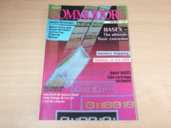 Your Commodore - Issue 7 Volume 5