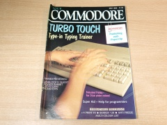 Your Commodore - Issue 8 Volume 5