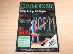 Your Commodore - Issue 8 Volume 4