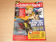 Commodore Format - Issue 3