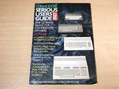 Your Commodore : Serious Users Guide 1987