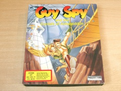Guy Spy & The Crystals Of Armageddon by Readysoft