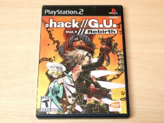 Hack GU Volume 1 Rebirth by Bandai Namco