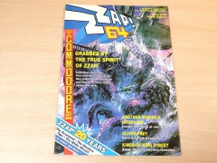 Zzap 64 - Retro Gamer Issue