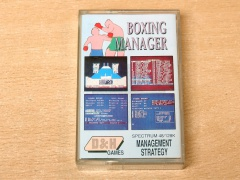 Boxing Manager by D&H Games