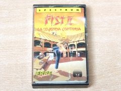 Fist II by Erbe Software