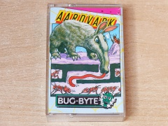 Aardvark by Bug Byte