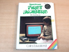First Numbers by Collins Educational