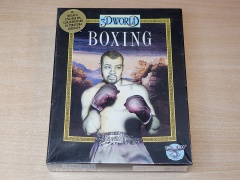 3D World Boxing by Simulmondo *MINT