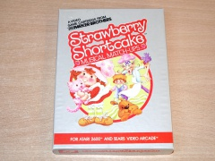 Strawberry Shortcake : Musical Match Ups by Parker Bros