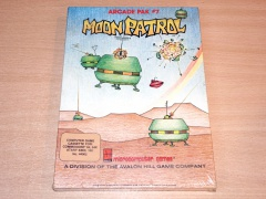 Moon Patrol by Avalon Hill *MINT