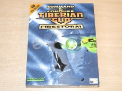 Command & Conquer Tiberian Sun : Firestorm by Westwood