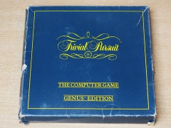 Trivial Pursuit Genus Edition by Domark - Spanish