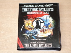 James Bond 007 : The Living Daylights by Domark - Italian Issue