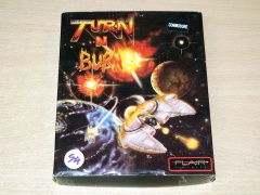 Turn N Burn by Flair Software - Spanish Issue