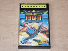 Slap Fight by Erbe Software - Spanish Issue
